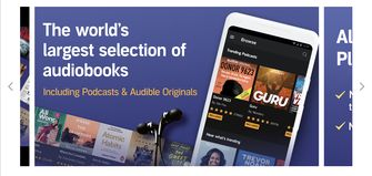 Audible voor Android Auto
