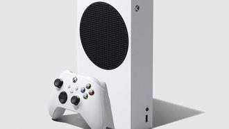 Xbox Series S spelcomputer black friday
