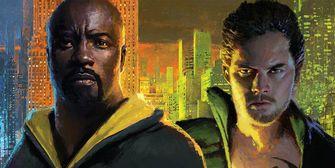 Netflix Luke Cage Iron Fist Marvel