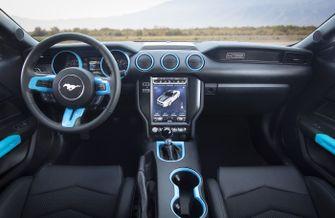 Elektrische Ford Mustang