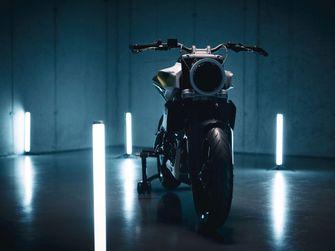 E-Pilen Husqvarna Motorcycles elektrische motor