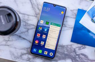 Xiaomi Mi Note 10 review design