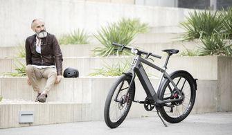 Stromer ST5 elektrische fiets