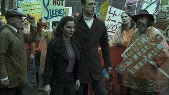 Altered Carbon Netflix sci-fi
