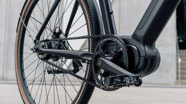 Amsterdam GT e-bike belt drive