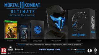 Mortal Kombat 11 Ultimate Collector's Edition