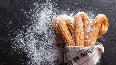 churros suiker gezond ongezond