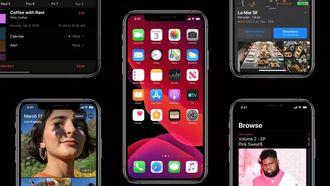 iOS 13 iPadOS iOS13 iPhone iPad