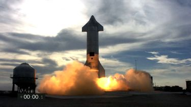 SpaceX SN10