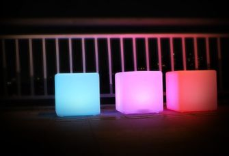 LED-kubus AliExpress
