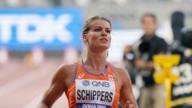 Dafne Schippers Olympische spelen