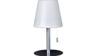 LED-tafellamp buiten Aldi