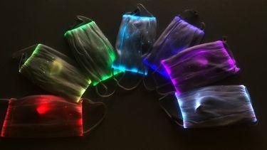 LED-mondkapje