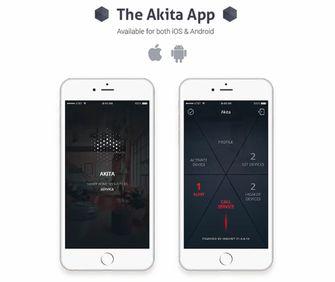 Akita smarthome beveiliging