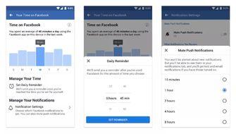 Facebook dashboard verslaving
