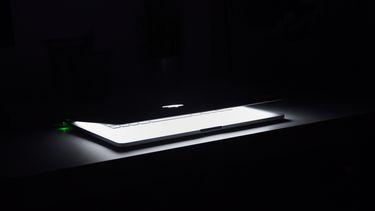 MacBook licht Apple