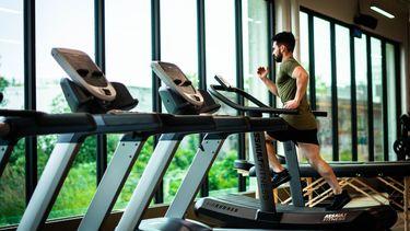 fitness sportschool loopband