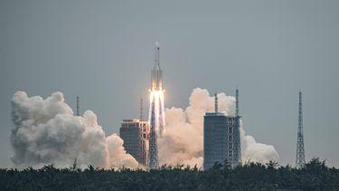China Tiahne ruimtestation