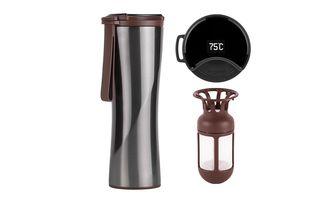 Moka thermos koffiemaker