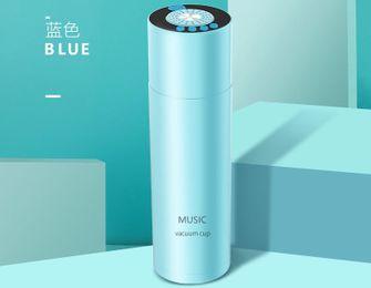 Thermoskan koffie Bluetooth speaker