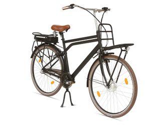 elektrische fiets Lidl heren stadsfiets