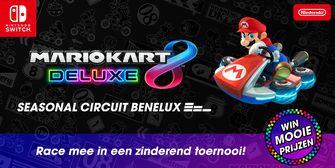 Mario Kart 8 Deluxe toernooi