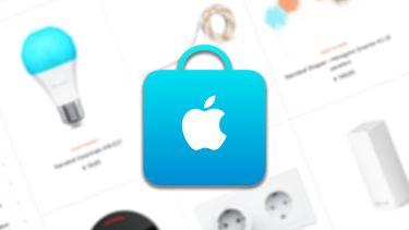 Apple Store nieuw