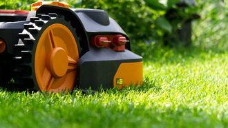grasmaaier robot