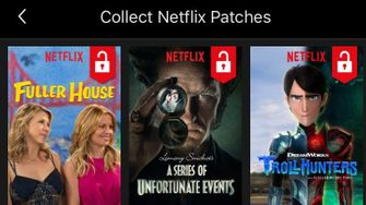 Netflix patch