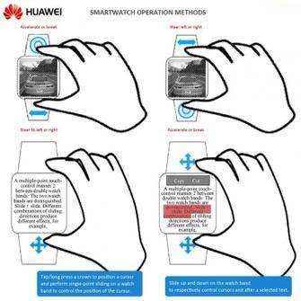 Huawei gaming smartwatch