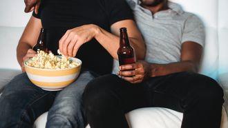 popcorn film Netflix