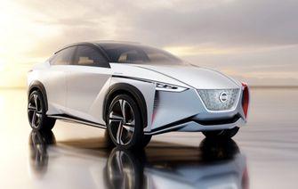 Nissan IMx autonome crossover