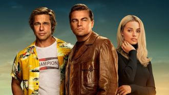 Netflix After Life La Casa de Papel Once Upon a Time in Hollywood