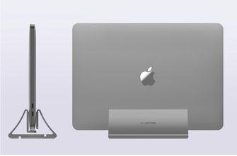 ruimtebesparend laptopstandaard