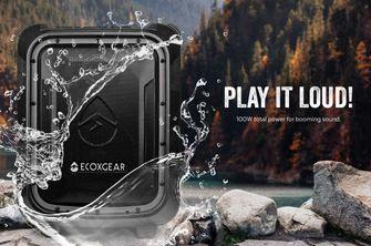 EcoBoulder+ Bluetooth speaker