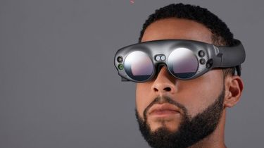 Magic Leap One Mixed Reality