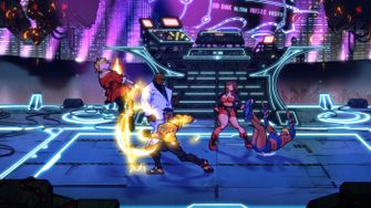 Streets of Rage 4 PlayStation Now