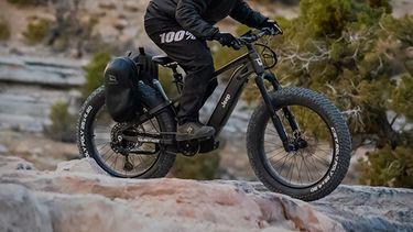 Elektrische fiets Jeep e-bike Mountainbike