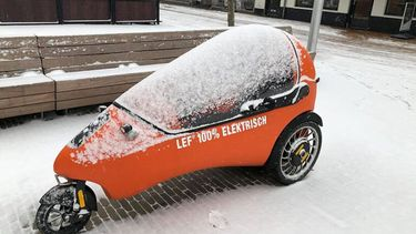elektrische fiets LEF EV Mobility