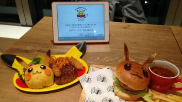 Pokemon Café
