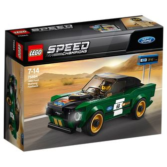 2018 LEGO Speed Champions - 1968 Ford Mustang Fastback