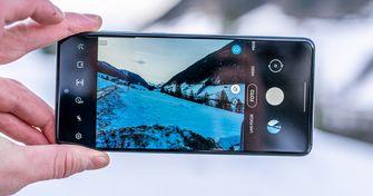 Samsung Galaxy A71 review camera