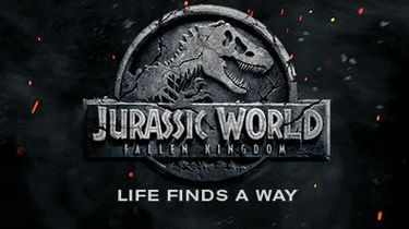 Jurassic World: Fallen Kingdom theater Amsterdam