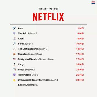 Netflix mei
