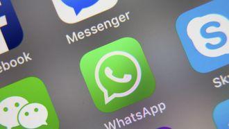 WhatsApp chatberichten beveiligde chatberichten