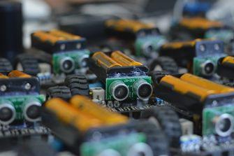 Batterij Wish niet kopen Black Friday