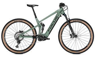 Focus Thron 6.9 Elektrische mountainbike elektrische fiets