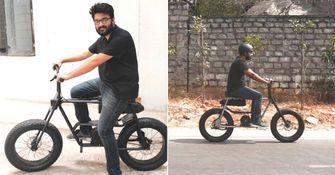 Uton Energia FortyFive elektrische fiets