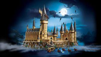 LEGO Harry Potter Kasteel Zweinstein - 71043 Black Friday-deal