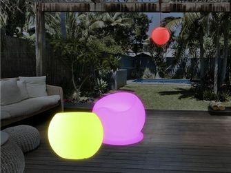 LED-loungestoel Lidl